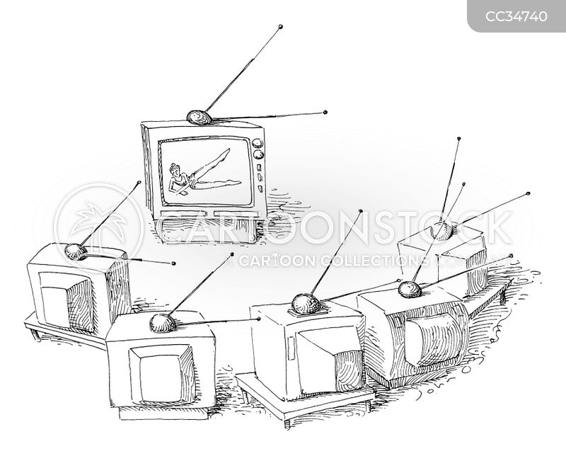 antenna cartoon