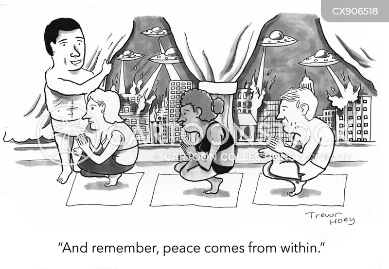 mediation cartoon