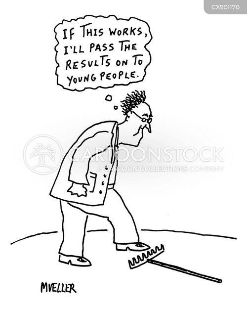 slapstick comedy cartoon