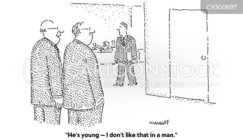 Young Person cartoon