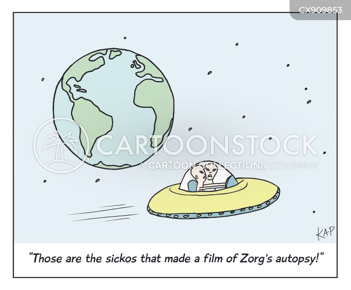 earthling cartoon